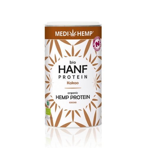 Hennep proteine cocoa