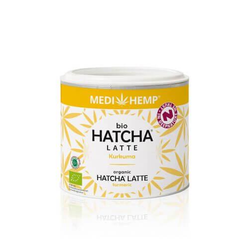 Hatcha Latte Bio Kurkuma