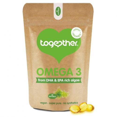 Algen Omega 3