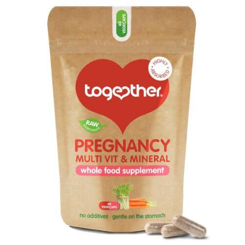 Vegan Zwangerschap Multi