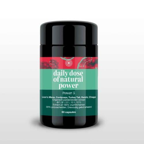 Foodsporen Power 5 capsules