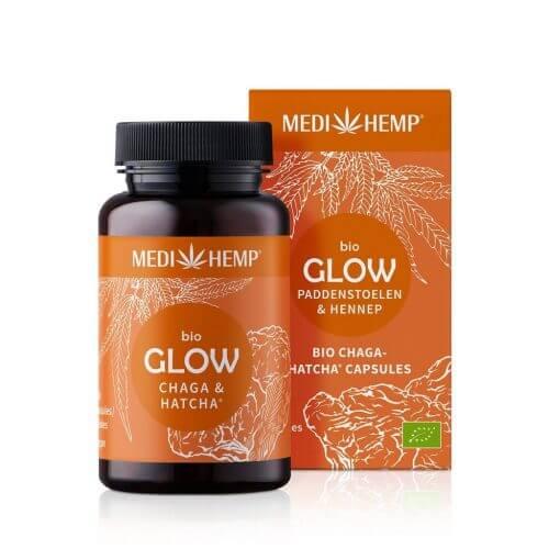 Medihemp Glow Chaga & Hatcha