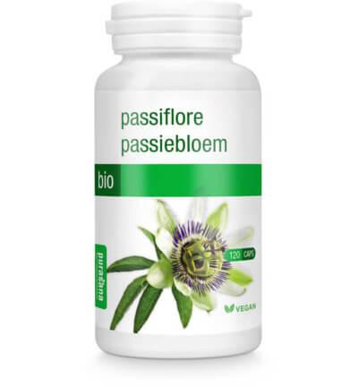 Passiebloem capsules 120 vegicaps Purasana