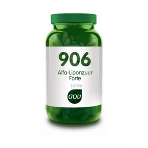 Alfa-liponzuur natuurlijke pijnstiller