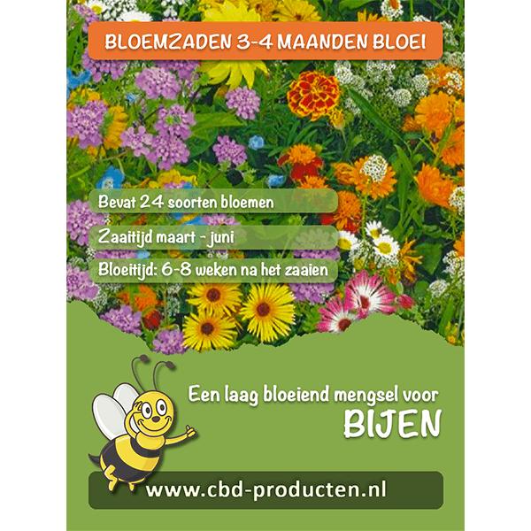 Bijen zaden-c