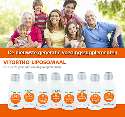 VitOrtho Liposome Supplementen
