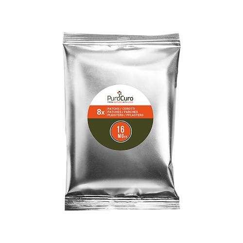 CBD pleisters PuroCuro 16 mg-b
