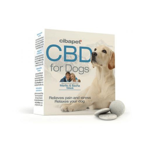 Cibapet CBD Pastilles voor honden