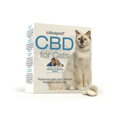 Cibapet CBD Pastilles voor katten