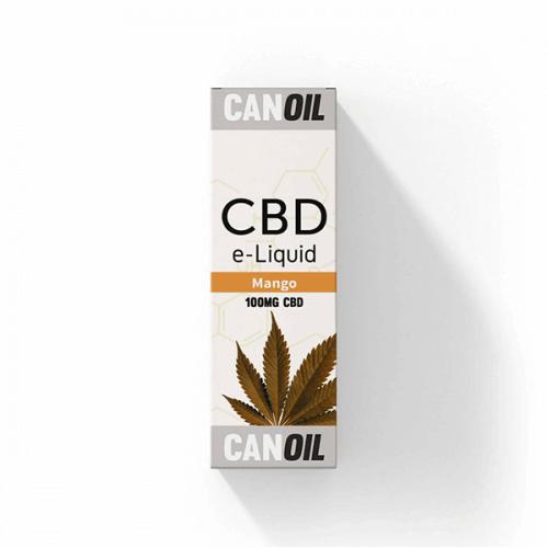 Canoil 100mg Mango CBD E-Liquid