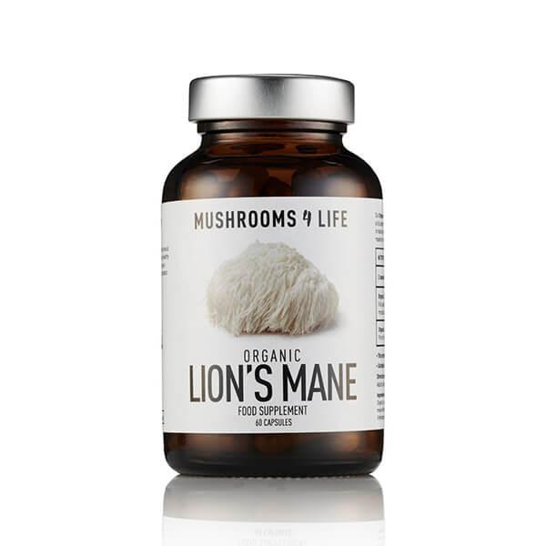 Lion's Mane capsules