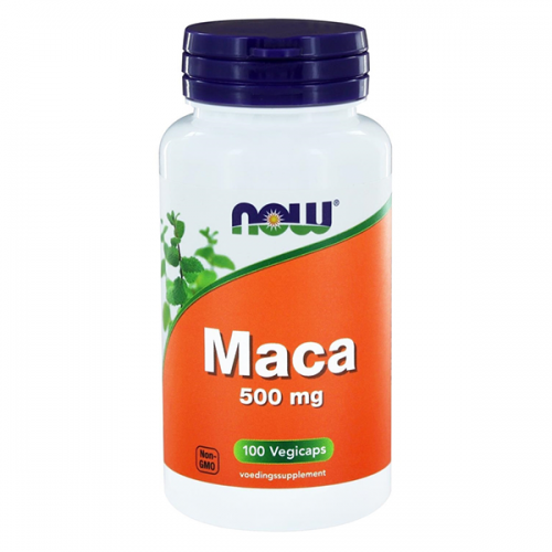 Maca 500 mg NOW