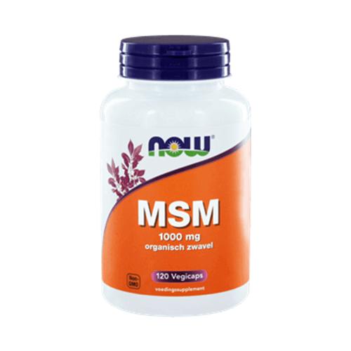 MSM 1000 mg 120 capsules