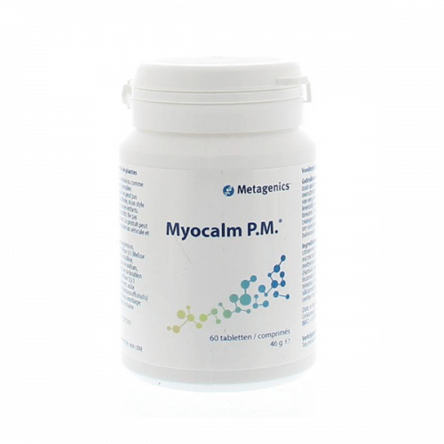 Metagenics MyoCalm P.M. Tabletten 60TB