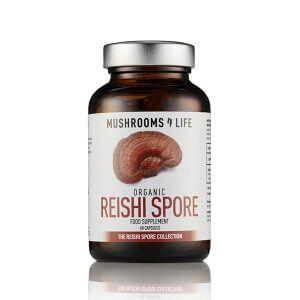 Reishi Spore capsules