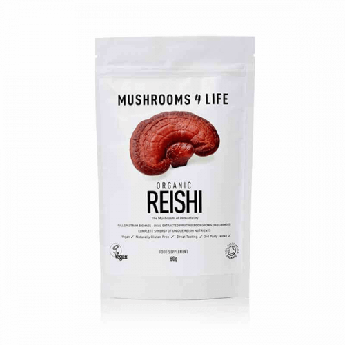 Reishi poeder Mushrooms4life