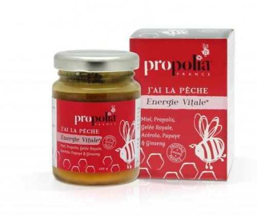 Vitale Energie met Propolis Royal Jelly