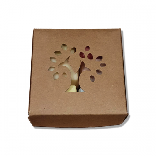 Waxmelt doosje met 12 verschillende waxmelts-1