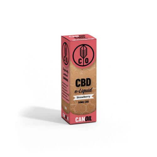 CBD E-liquid strawberry