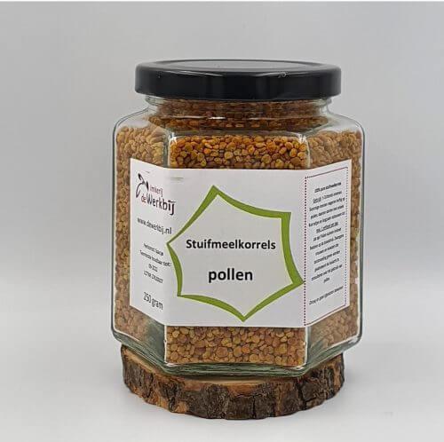 Pollen Stuifmeelkorrels 250gram