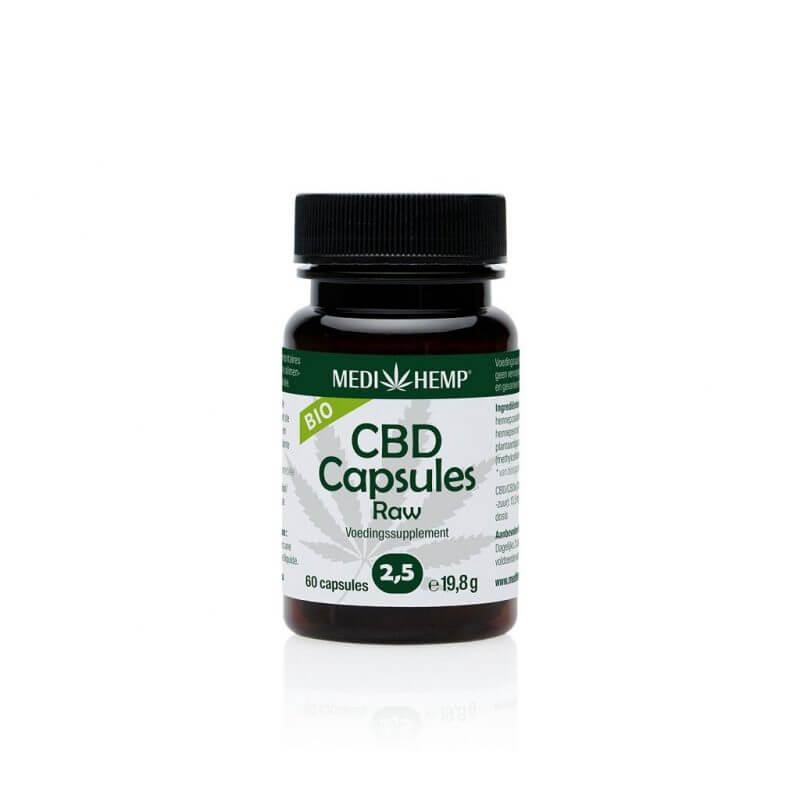 medihemp capsules 2,5% 1
