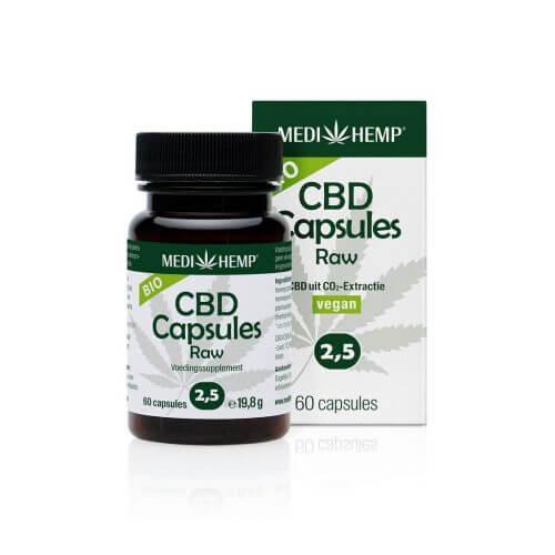 CBD Capsules 2,5
