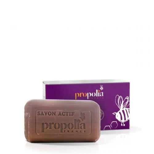 Actieve zeep met propolis