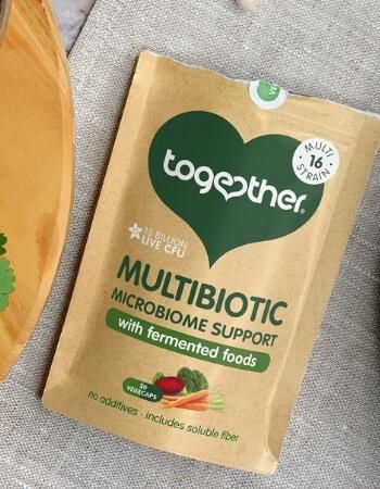 Vegan Vitamine Multibiotic Fermented Food